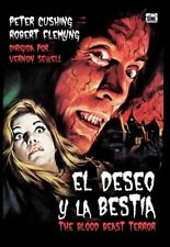 EL DESEO Y LA BESTIA - The Blood Beast Terror