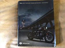 2016 Harley Davidson Genuine Parts & Accessories Catalog Brochure 900+ pgs!