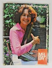 Mel Bay - The Complete Method for Autoharp or Chromaharp by Meg Peterson (1979)