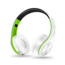 Bluetooth Headphones Wireless Built in Mic Earphones Headset Over Ear Foldable