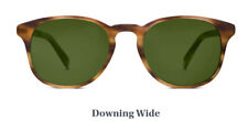 NEW Warby Parker DOWNING WIDE Sunglasses Polarized Classic Authentic**