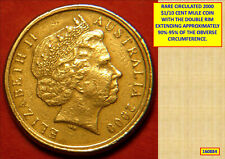 RARE 2000 CIRCULATED $1/10 CENT MULE COIN 160884...^