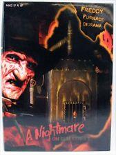 freddy krueger A nightmare on elm street furnace la chaudiere Neca