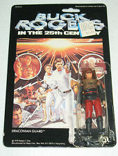 1979 MEGO DRACONIAN GUARD BUCK ROGERS IN THE 25TH CENTURY ON ORIGINAL CARD