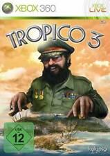 Tropico 3 XBOX 360 NUOVO + conf. orig.