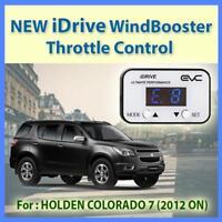 NEW IDRIVE WINDBOOSTER THROTTLE CONTROL - HOLDEN COLORADO 7 2012 ON