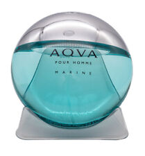 Bvlgari Aqva Marine Pour Homme by Bvlgari 3.4 oz EDT Cologne for Men Tester