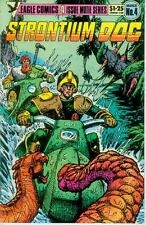 Strontium Dog # 4 (of 4) (carlos ezquerra) (Eagle Comics estados unidos, 1986)