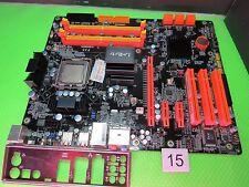 DFI LANPARTY DK P35-T2RS LGA 775 Intel P35 ATX Intel + E8400 @ 3.00GHz
