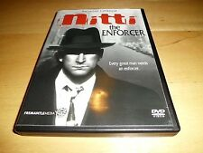 Nitti - The Enforcer (DVD, 2006) Anthony LaPaglia; Ultra Rare/OOP! 1988 Mob Film