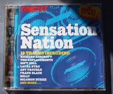 Uncut Sensation nation 19 track CD feat Kelly Willis, Soft Cell, Black Crowes