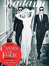 Madame Figaro   N°22629   12 mai 2017 : cannes a la folie monica bellucci