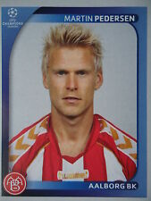 Panini 31 Martin Pedersen Aalborg BK UEFA CL 2008/09