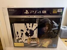 Nuevo Sony PlayStation 4 pro 1tb consola Death stranding Limited Edition ps4 New