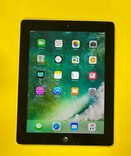 Apple iPad 4th Gen. 16GB, Wi-Fi, 9.7in - Black - Very Good Condition