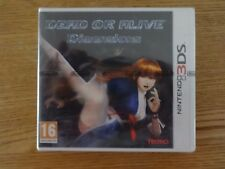 Dead or Alive: Dimensions (Nintendo 3DS, 2011)
