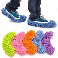 1Pc Mop Slippers Lazy Floor Foot Socks Shoes Home Clean Shoe Cover Cleaning Dust