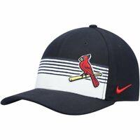 St. Louis Cardinals Nike 99 Trucker Hat Flex-Fit L/XL MLB Baseball Cap Blue