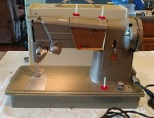 1961 HEAVY DUTY INDUSTRIAL STRENGTH SINGER 328k SEWING MACHINE