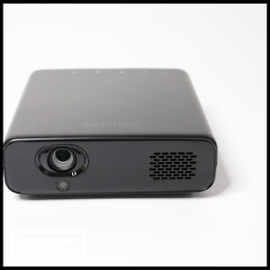 PHILlPS PPX520 PicoPix Max One Mobile Smart Projector - 1080p 850 ANSI