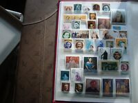 ROUMANIE - 36 timbres (majorites n** MNH)