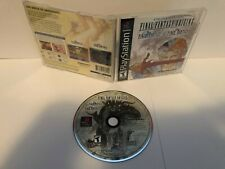 Final Fantasy Origins I II 1 2  RPG Sony Playstation PS1 PSX Complete