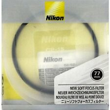 Nikon NEW SOFT FOCUS Filter 77mm
