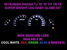MITSUBISHI MAGNA TJ TE TF TH TR TS LED DASH GLOBE KIT - ALL COLOURS AVAILABLE