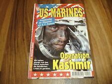 US MARINES  # 15 -- OPERATION KASHMIR / Kampfeinsätze der Eliteeinheit