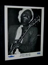 ORIGINAL 1970s CHICK WILLIS STOOP DOWN MAN Publicity 8x10 CHITLIN CIRCUIT AUSTIN