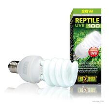 Exo terra Reptile UVB 100 5 Lampada per Rettili tropicali e subtropicali 25w