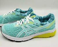 Asics GT-1000 7 Athletic Running Shoes Blue Icy Morning Girls Big Kids Size 6.5
