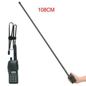 42''  Tri Band Antenna Tactical for Baofeng BF-888S UV-5R UV-82 2way Radio