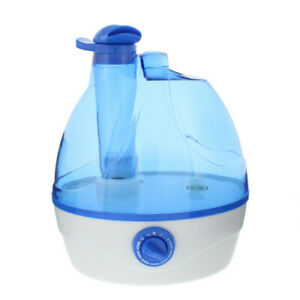Comfort Zone CZHD24 Whisper-Quiet Cool Mist Portable Ultrasonic Humidifier