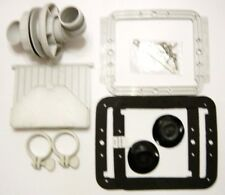 Summer Escapes Pool Pump SFS1000 WALL CANISTER INSTALLATION KIT Gaskets Weir +$$