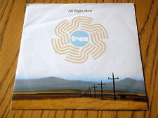"""FREE - ALL RIGHT NOW   7"""" VINYL PS"""
