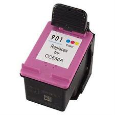 HP901 Color Reman Ink Cart 94% More Ink Officejet 4500 J4524 J4535 J4540 J4550