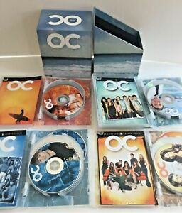 The OC Complete DVD Series Boxed Set Season 1 2 3 4 TV Show 2013 Collection