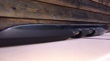 VW GOLF V 5 R32 GTI GTD TDI Heckansatz Heckschürze R-Line Carbon Look Diffusor