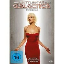 BATTLESTAR GALACTICA SEASON 4.1 - 3 DVD NEU EDWARD JAMES OLMOS,MARY MCDONNELL