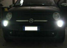 LAMPADE FENDINEBBIA H11 LED CREE RESISTENZA CANBUS 6000K FIAT 500 2007-2012