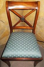 4x SET DI SEDIA SET CUSCINO MOBILI Chair barocco Empire Biedermann Meier Nouveau
