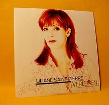 NEW Cardsleeve Single CD Liliane Saint-Pierre Verleiden 2TR 1997 Europop