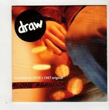 (FZ375) Draw, Alone Again Or - 2014 DJ CD