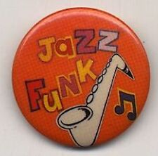 Jazz Funk Badge Button #2BASEDBASED