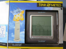 Station météo LA CROSSE STAR METEO WD6003 NEUVE