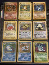 Pokemon 27 Card Hologram Lot RARE & MINT CONDITION 1st Edition Gems