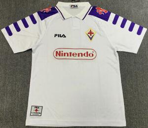 1998 Fiorentina Away Retro Shirt