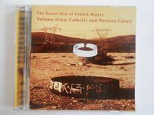 PATRICK BRAYER : CATHOLIC AND WESTERN FABULI (BEN HARPER)  || CD ALBUM RARE