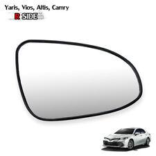 Rh Wing Side Door Mirror Glass Len Fits Toyota Yaris Vios Altis Camry 2014 2019